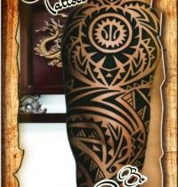 polynesian arm